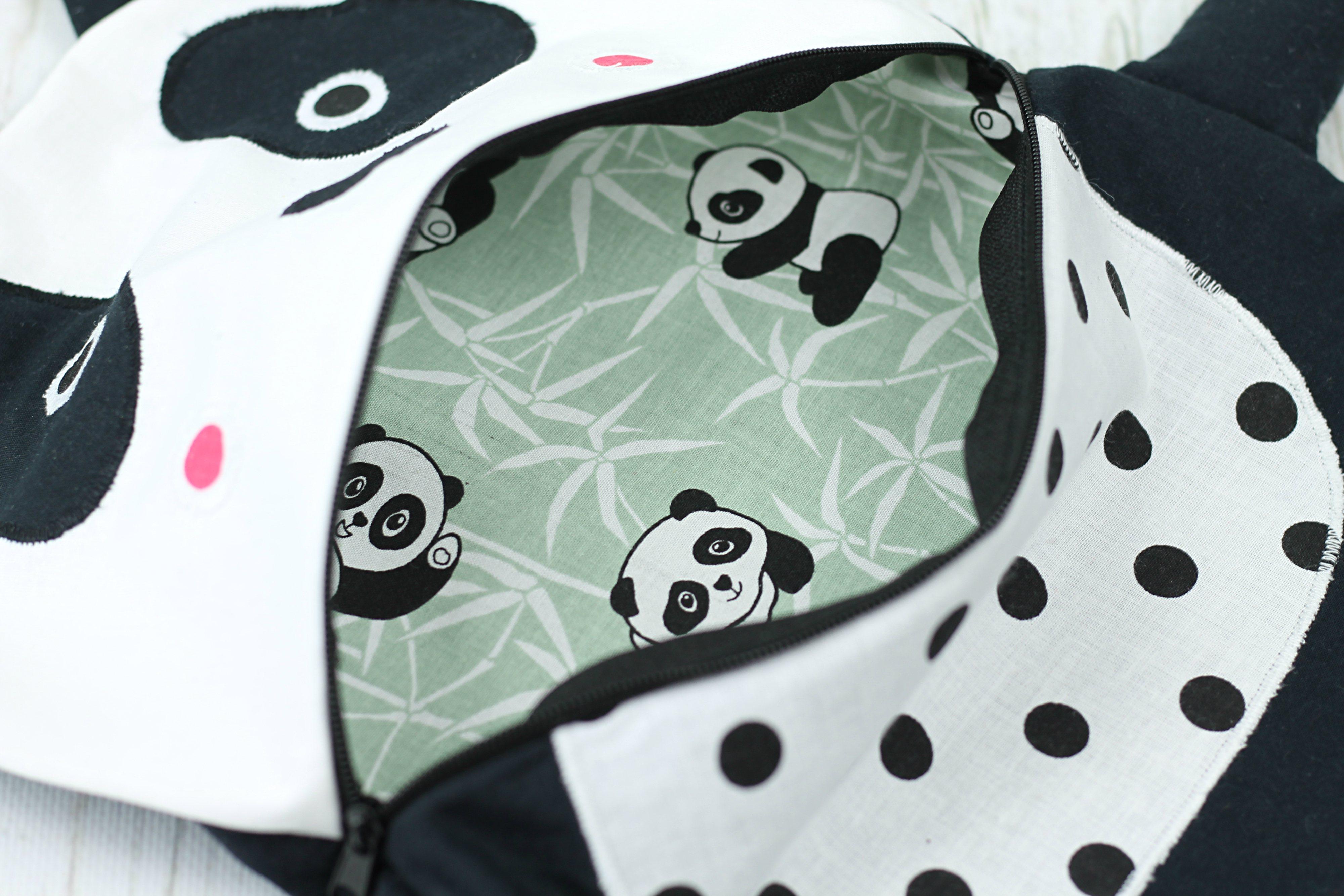 dd6ad42f825f08 Pożeracz piżamy- panda - Pracownia LuLu
