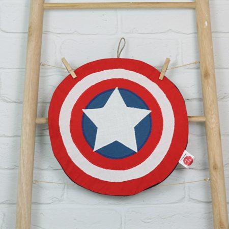 1b5fae92173202 Pożeracz piżamy- Avengers – Tarcza – Kapitan Ameryka