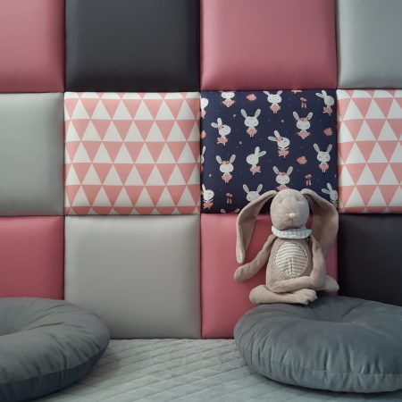 Panele tapicerowane dla dzieci